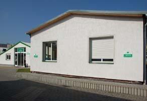 Administrativní budova - sídlo správy společnosti